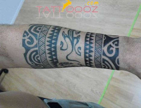 , mvisit:http://tattoooz.com/best-armband-tattoo-which-is-cool-tribal-armband-tattoo/