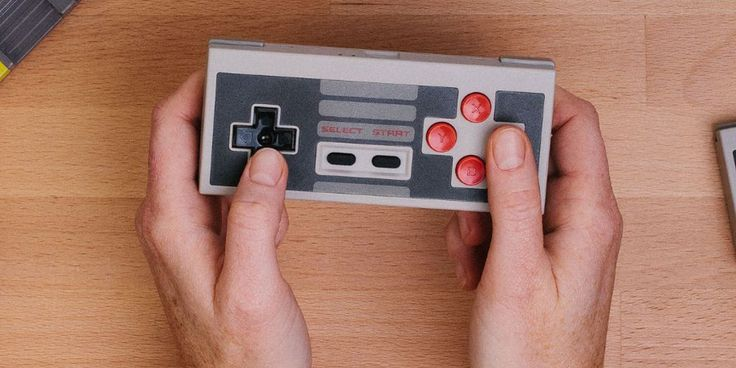 Play NES games from your couch thanks to this wireless adapter for the controllers