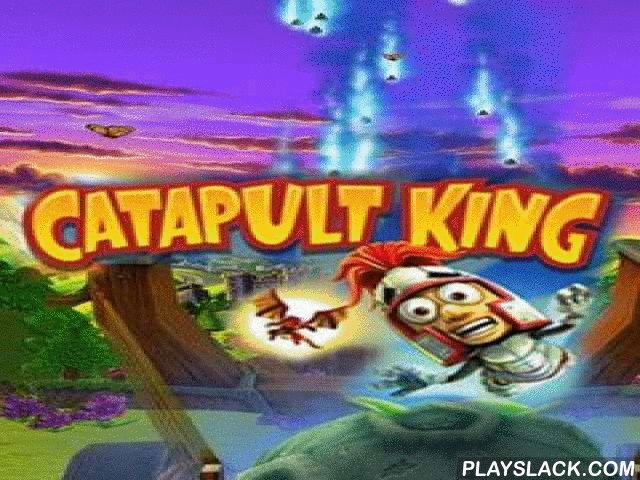 Catapult King  Android Game - playslack.com , Catapult King - is an extraordinary passageway game for Android-devices, in which you have to excused the empire from the assualt dragon cannibal and from those who, having been stimulated  of a monster, unwrapped  you. Where this fire-spitting were  from, nobody knows, but he caught  the aristocrat, and as activity subjected  your former nationals. mangle all barriers, wreck criminals and approach the dragon. Only then you will be able to…