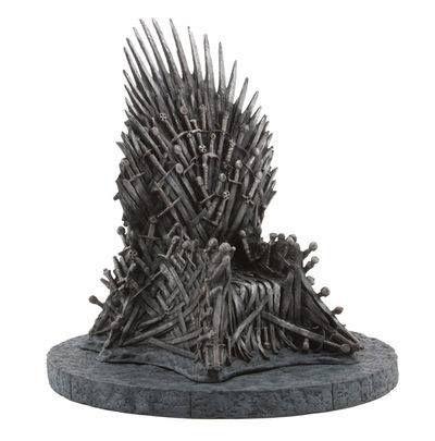 Le Trône de fer statuette Le Trône.  Statuettes Game of Thrones !