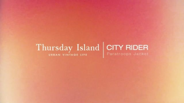 This video is a commercial film for Thursday Island clothing companyNothing too crazy, Riders just gathers together for a chill