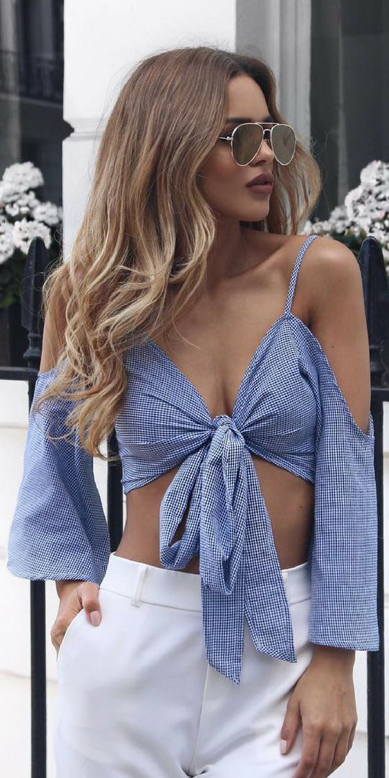 Summer Outfit Idea by Nada Adelle