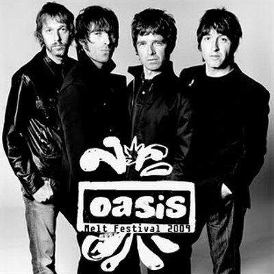 Oasis represent a lot of what out target audience are. Such as there style,attitudes and clothes they wear.