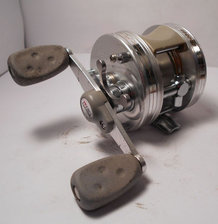 13 best images about abu garcia ambassadeur 39 s on pinterest for Vintage fishing reels