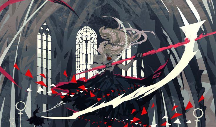 Miss Murder by NanoMortis.deviantart.com on @DeviantArt