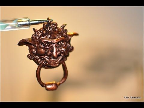 ▶ Moje charmsy z modeliny / My polymer clay creations :) - YouTube