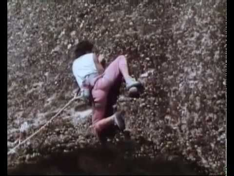 Patrick Berhault Climbing like Dancing on the Rock.wmv