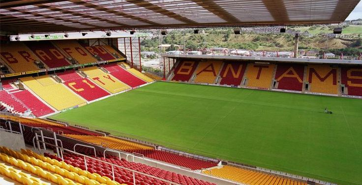 Bradford City FC Stadium