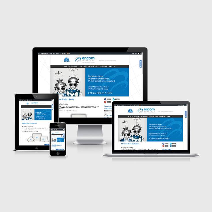 Website Developed for Encom Wireless - Wordpress and Divi website development. #divideveloper #diviwebsitedesign #wordpressdeveloper #freelancedivideveloper #freelancewordpressdesigner