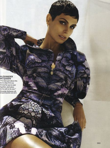 Morena Baccarin is gorgeous!
