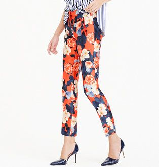 Women's Skinny Pants, Suit Pants & More : Women's Pants | J.Crew.  Love! Love! Love!
