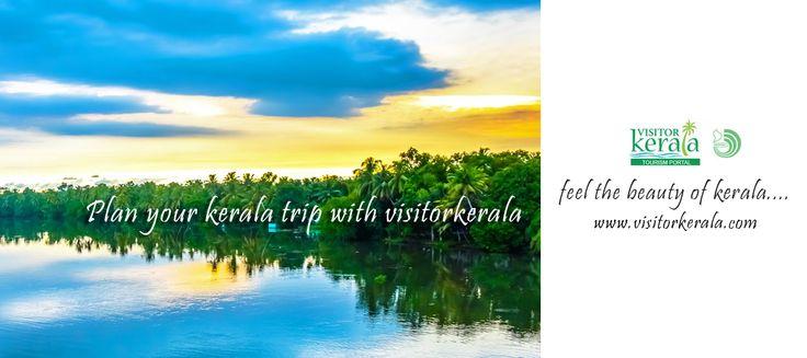 Explore the nature trip with Visitorkerala tourism portal. www.visitorkerala.com