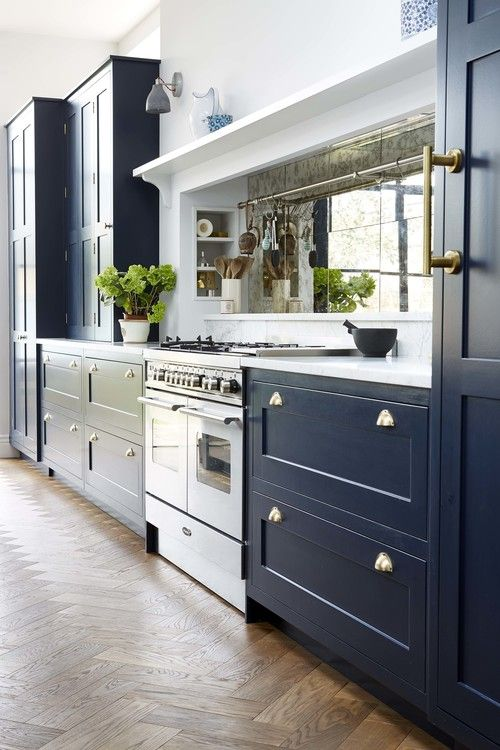 An English kitchen - desire to inspire - desiretoinspire.net