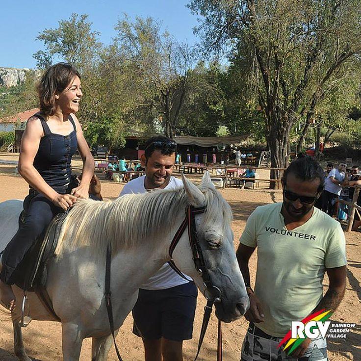 Volunteering Work with disabled People on a Horse Ranch in Turkey. #Freiwilligenarbeit auf einer Pferderanch mit behinderten Menschen mit #RGV