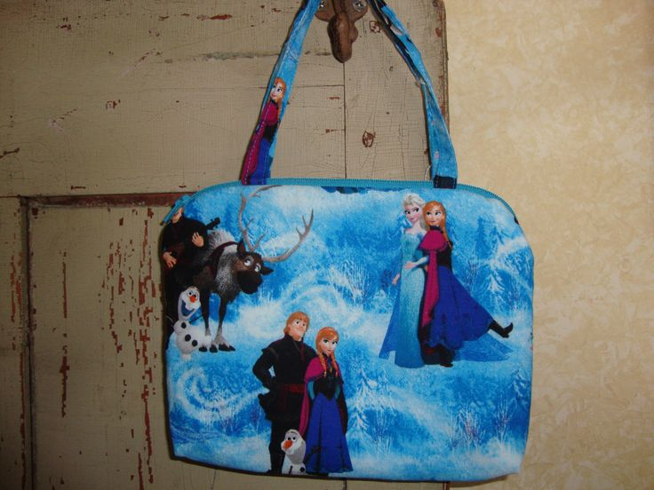 Frozen Childs Purse by EYPDesigns on Etsy