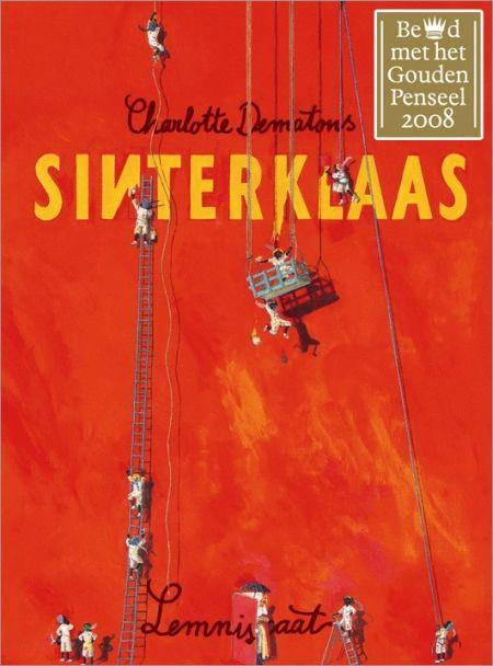Sinterklaas: een prachtig en compleet kijk- en zoekboek | Mevrouw Kinderboek. Van Charlotte Dematons
