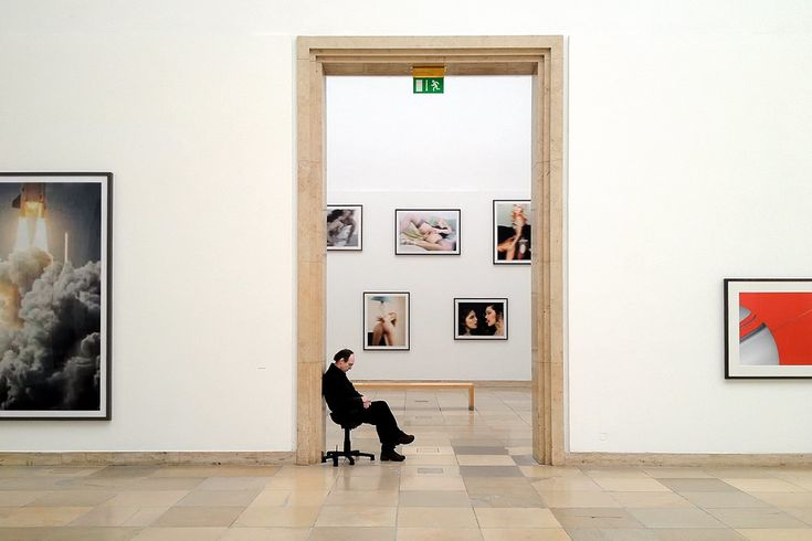 Thomas Ruff Exhibition · Haus der Kunst München