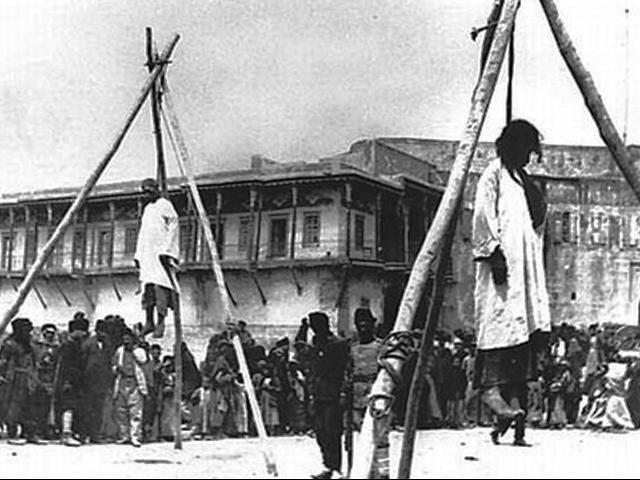 Κατά την περίοδο 1914- 1923 οι Τούρκοι θανάτωσαν πάνω από 200.000 Έλληνες του Πόντου