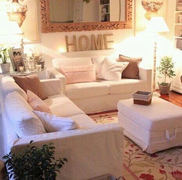 Ein Sehr Schönes Wohnzimmer, Das Zum Träumen Einlädt :) 100 Dinge, Die Das  Leben Schöner Machen