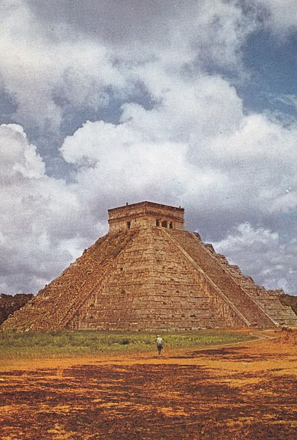 Mexico- been there!