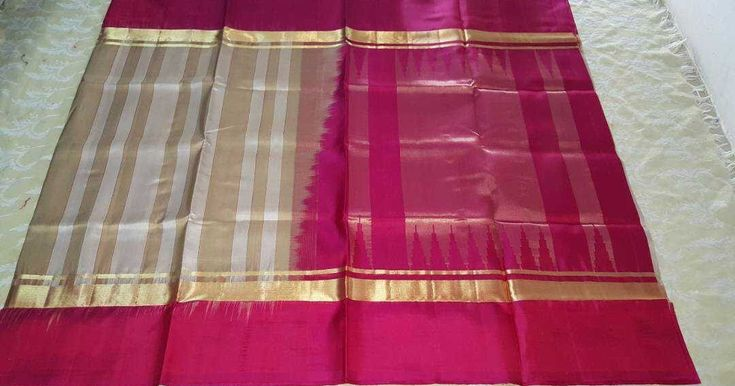 Uppada Soft Silk Saree's | Buy Online Uppada Sarees  http://ift.tt/2s90ZRS  Uppada Soft Silk Saree's  Silk  Look graceful at the upcoming family function by wearing this pure soft silkUppada saree with conrast pallu with checks border and running blouse Fashioned with an eye-catching design it looks very appealing. Made from uppada silk.These sarees are available with contrast blouse make you look very elegant in any event try out this new design uppada sarees .  http://ift.tt/2rzLgOE