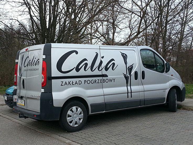 oklejenie całego samochodu przez ris reklamy, Kołobrzeg - www.risreklamy.pl