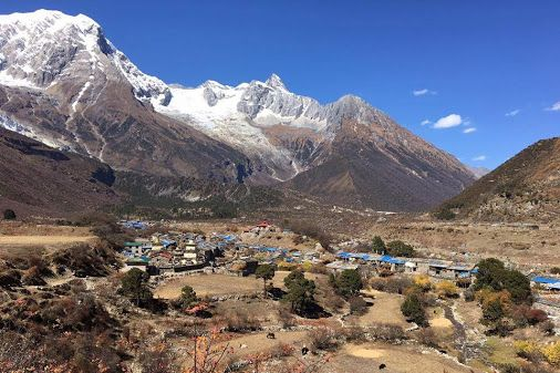 #Manaslu_Trekking : Are you looking for best offer? Whe have best  offer with best Deal here for Manaslu Trekking Lets have boo now with us..It is a opportunity to meet your dream with your budget  .. #manaslu_Treks #ClearSkyTreks #manaslu_region #hiking_walking #NEpal_travel #nature_culture #Local_village. @Clear_Sky_Treks...