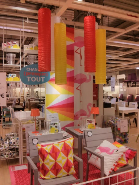 Magasin IKEA Franconville, France