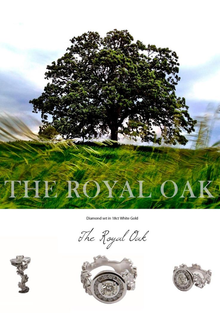 The Royal Oak - Diamond set in 18K White Gold
