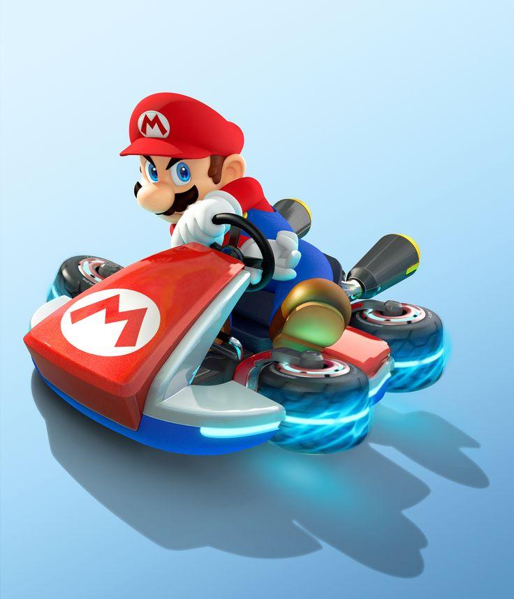 Mario Kart 8 : new trailer - Page 40 - NeoGAF