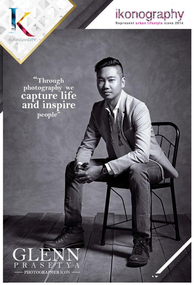 GLENN PRASETYA - Photographer Icon for KUNINGAN CITY IKONOGRAPHY 2014