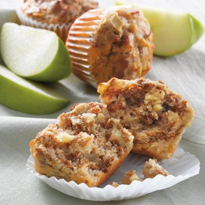 A healthy and delicious snack. These Apple Bran Muffins make a great everyday breakfast or lunchbox treat.