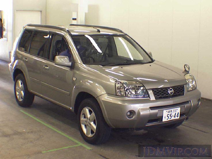 2005 NISSAN X-TRAIL X T30 - http://jdmvip.com/jdmcars/2005_NISSAN_X-TRAIL_X_T30-YD55LcyVT2LYZ9-30119