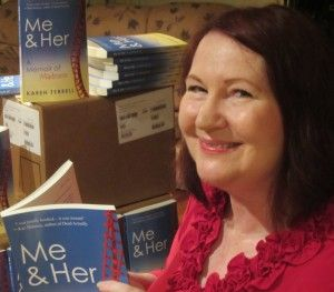 "Book by Karen Tyrrell, ""Me & Her:A Memoir Of Madness,"" offers hope for those with bipolar"