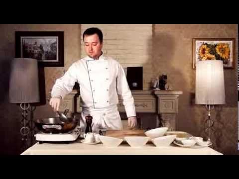 Рецепт - итальянская паста с морепродуктами. Приготовление онлайн