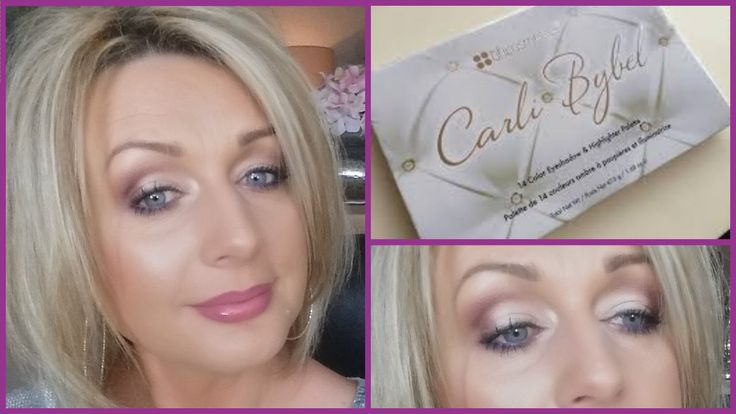 CARLI BYBEL PALETTE BY BH COSMETICS - REVIEW & TUTORIAL