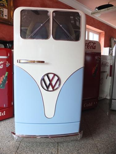 Refrigerador vintage lo hacemos al gusto del cliente !!!