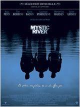 Mystic River Date de sortie 15 octobre 2003 (2h17min)  Réalisé par Clint Eastwood Avec Sean Penn, Kevin Bacon, Laurence Fishburne plus Genre Drame , Thriller , Policier Nationalité Américain , australien