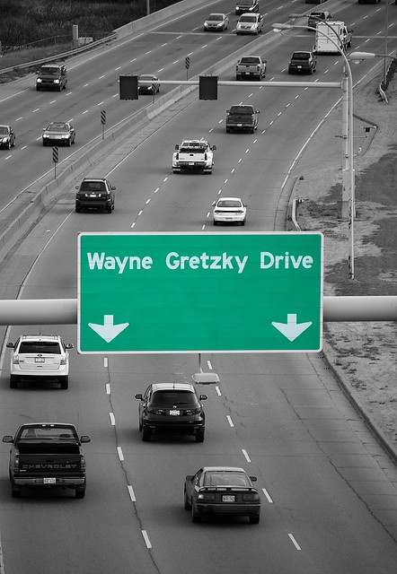 wayne gretzky drive