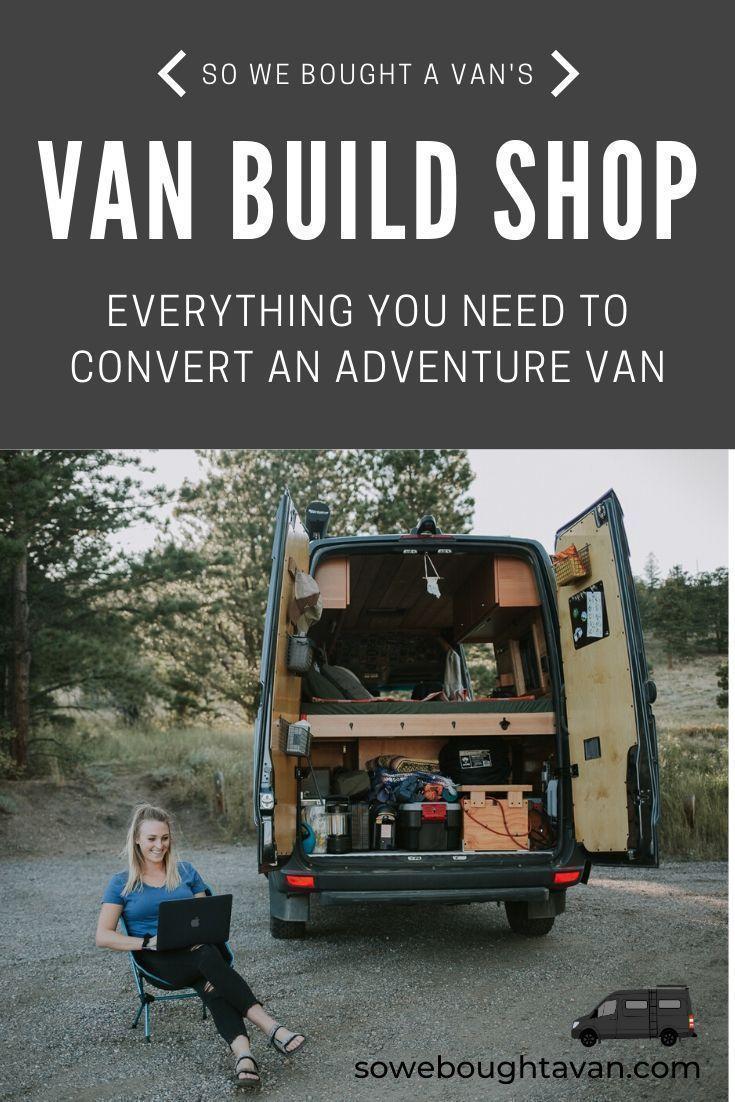 Van Life Shop In 2020 Van Life Vans Life