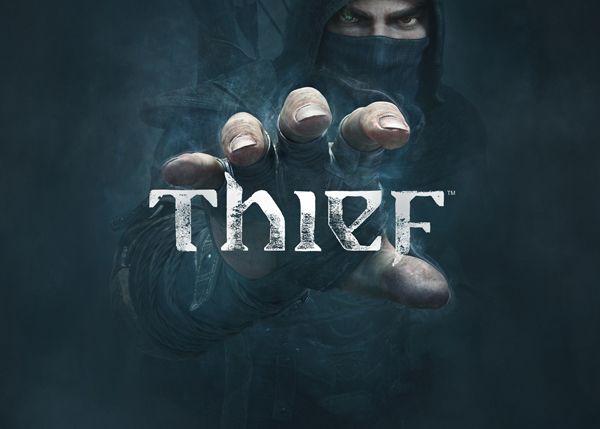 Thief by Gabriel Lefebvre