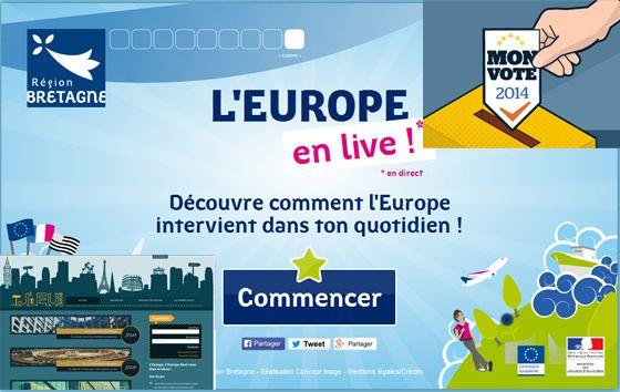 MOOC, Simule ton vote au Parlement !, Élections européennes 2014, l'Europe intervient dans ton quotidien !