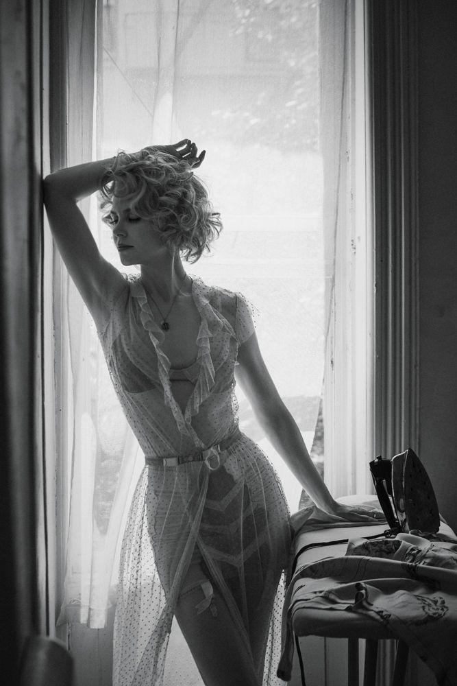 Nicole Kidman - Fabien Morren -Interview Magazine