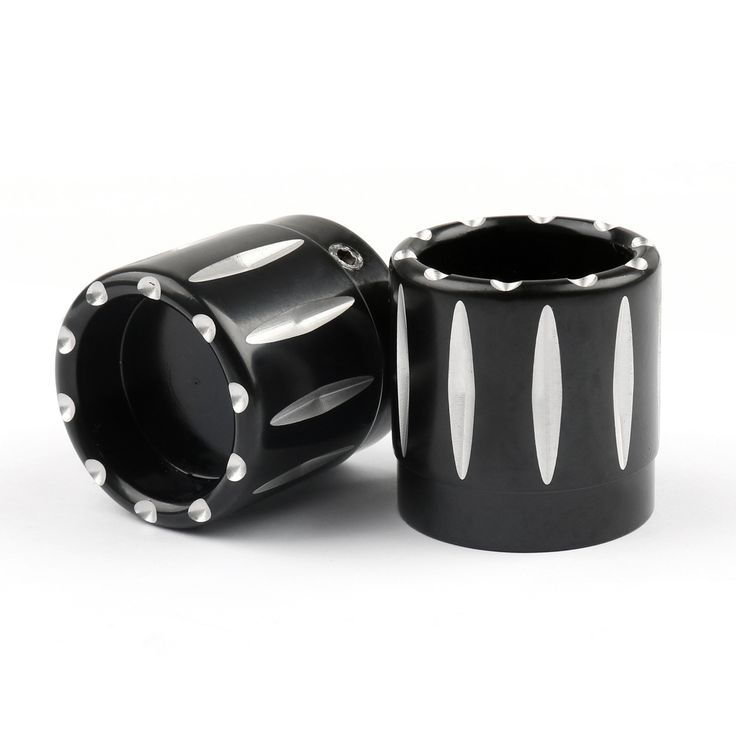 Mad Hornets - Deep Edge Cut Front Axle Nut Cover Universal Harley Dyna Electra Glide FLHX, Black, $28.99 (http://www.madhornets.com/deep-edge-cut-front-axle-nut-cover-universal-harley-dyna-electra-glide-flhx-black/)