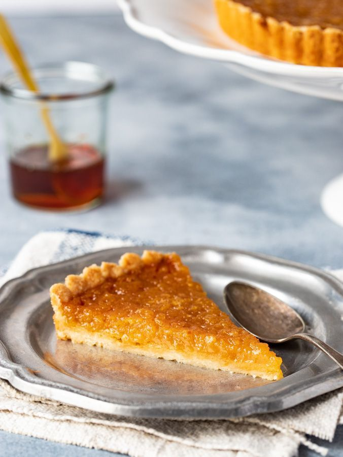 Harry Potter S Favorite Dessert This Easy Treacle Tart Recipe Is A British Clas England Sweet Meals Tart Recipes Favorite Dessert Recipes Treacle Tart