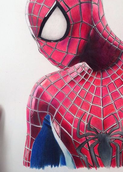 Ms de 25 ideas increbles sobre Spiderman dibujo en Pinterest