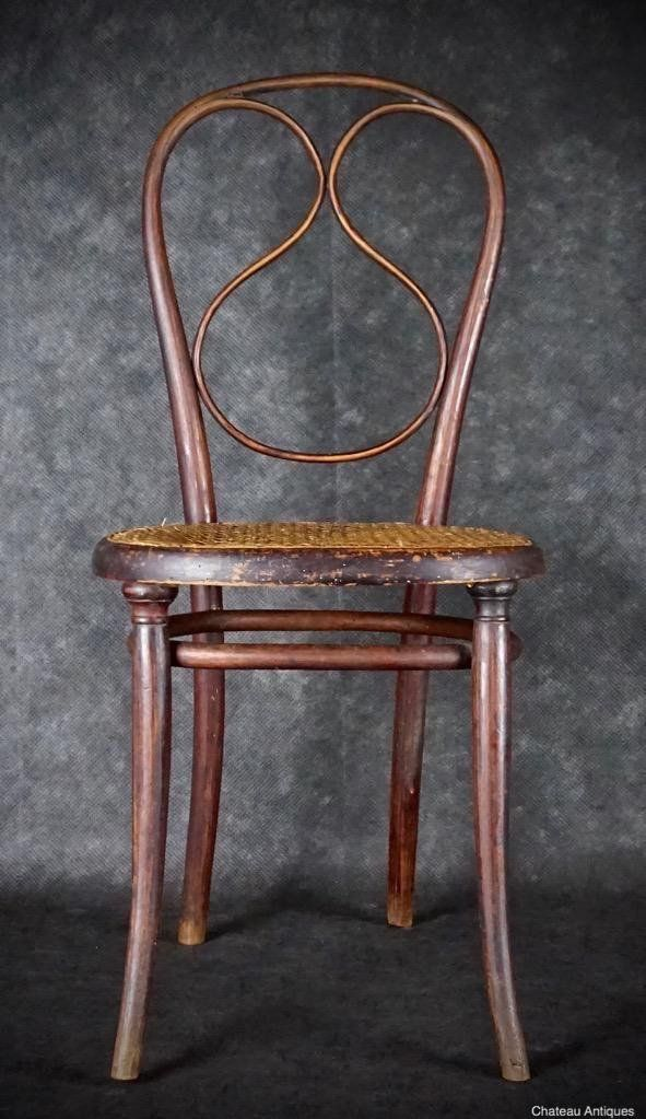 Thonet no.1 chairs for sale at ChateauAntiques.com