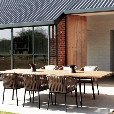 modern outdoor dining tables modern outdoor dining sets and