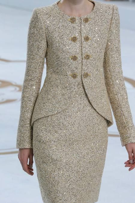 Chanel | Fall 2014 Couture
