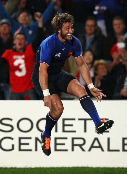 Maxime Medard Photos - France v Italy - RBS 6 Nations - Zimbio